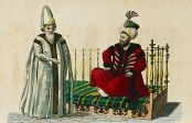 the_ottoman_sultan_and_the_great_vizier_-_castellan_antoine-laurent_-_1812